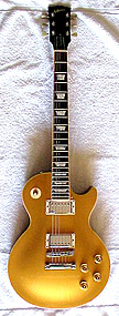 1996 Gibson Les Paul Standard (Gold Top)